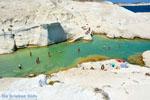 Sarakiniko Milos | Cycladen Griekenland | Foto 125 - Foto van De Griekse Gids