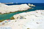 Sarakiniko Milos | Cycladen Griekenland | Foto 127 - Foto van De Griekse Gids