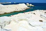 Sarakiniko Milos | Cycladen Griekenland | Foto 128 - Foto van De Griekse Gids