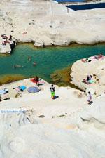 Sarakiniko Milos | Cycladen Griekenland | Foto 129 - Foto van De Griekse Gids
