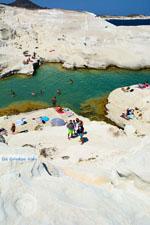 Sarakiniko Milos | Cycladen Griekenland | Foto 131 - Foto van De Griekse Gids