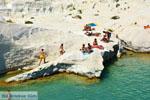Sarakiniko Milos | Cycladen Griekenland | Foto 133 - Foto van De Griekse Gids