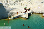 Sarakiniko Milos | Cycladen Griekenland | Foto 134 - Foto van De Griekse Gids