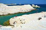 Sarakiniko Milos | Cycladen Griekenland | Foto 136 - Foto van De Griekse Gids