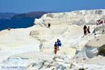Sarakiniko Milos | Cycladen Griekenland | Foto 137 - Foto van De Griekse Gids