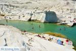 Sarakiniko Milos | Cycladen Griekenland | Foto 140 - Foto van De Griekse Gids