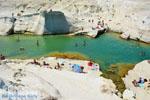 Sarakiniko Milos | Cycladen Griekenland | Foto 141 - Foto van De Griekse Gids