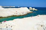 Sarakiniko Milos | Cycladen Griekenland | Foto 142 - Foto van De Griekse Gids