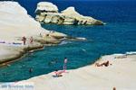 Sarakiniko Milos | Cycladen Griekenland | Foto 144 - Foto van De Griekse Gids