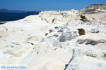 Sarakiniko Milos | Cycladen Griekenland | Foto 145 - Foto van De Griekse Gids