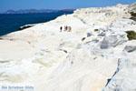Sarakiniko Milos | Cycladen Griekenland | Foto 146 - Foto van De Griekse Gids