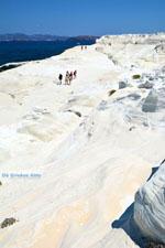 Sarakiniko Milos | Cycladen Griekenland | Foto 148 - Foto van De Griekse Gids