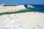 Sarakiniko Milos   Cycladen Griekenland   Foto 155 - Foto van De Griekse Gids