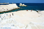 Sarakiniko Milos | Cycladen Griekenland | Foto 157 - Foto van De Griekse Gids