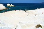 Sarakiniko Milos | Cycladen Griekenland | Foto 158 - Foto van De Griekse Gids