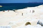 Sarakiniko Milos | Cycladen Griekenland | Foto 159 - Foto van De Griekse Gids
