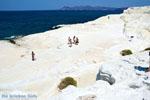 Sarakiniko Milos | Cycladen Griekenland | Foto 160 - Foto van De Griekse Gids