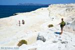 Sarakiniko Milos | Cycladen Griekenland | Foto 161 - Foto van De Griekse Gids