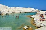 Sarakiniko Milos | Cycladen Griekenland | Foto 164 - Foto van De Griekse Gids