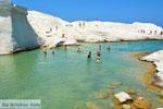 Sarakiniko Milos | Cycladen Griekenland | Foto 165 - Foto van De Griekse Gids