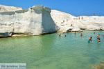 Sarakiniko Milos | Cycladen Griekenland | Foto 166 - Foto van De Griekse Gids