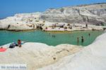 Sarakiniko Milos | Cycladen Griekenland | Foto 169 - Foto van De Griekse Gids