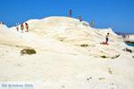 Sarakiniko Milos | Cycladen Griekenland | Foto 170 - Foto van De Griekse Gids