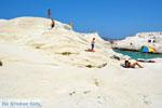 Sarakiniko Milos | Cycladen Griekenland | Foto 171 - Foto van De Griekse Gids