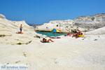 Sarakiniko Milos | Cycladen Griekenland | Foto 172 - Foto van De Griekse Gids
