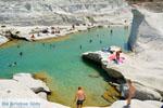 Sarakiniko Milos | Cycladen Griekenland | Foto 176 - Foto van De Griekse Gids