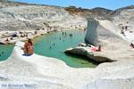 Sarakiniko Milos | Cycladen Griekenland | Foto 179 - Foto van De Griekse Gids