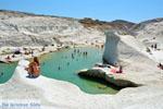 Sarakiniko Milos | Cycladen Griekenland | Foto 180 - Foto van De Griekse Gids