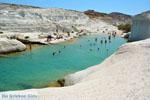 Sarakiniko Milos | Cycladen Griekenland | Foto 181 - Foto van De Griekse Gids