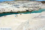 Sarakiniko Milos | Cycladen Griekenland | Foto 184 - Foto van De Griekse Gids