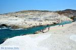 Sarakiniko Milos | Cycladen Griekenland | Foto 193 - Foto van De Griekse Gids