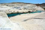 Sarakiniko Milos | Cycladen Griekenland | Foto 196 - Foto van De Griekse Gids