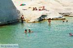 Sarakiniko Milos | Cycladen Griekenland | Foto 197 - Foto van De Griekse Gids
