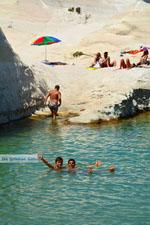 Sarakiniko Milos | Cycladen Griekenland | Foto 198 - Foto van De Griekse Gids