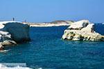 Sarakiniko Milos | Cycladen Griekenland | Foto 199 - Foto van De Griekse Gids