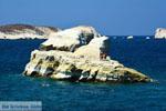 Sarakiniko Milos | Cycladen Griekenland | Foto 200 - Foto van De Griekse Gids