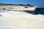 Sarakiniko Milos | Cycladen Griekenland | Foto 201 - Foto van De Griekse Gids