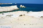 Sarakiniko Milos | Cycladen Griekenland | Foto 203 - Foto van De Griekse Gids