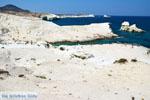 Sarakiniko Milos | Cycladen Griekenland | Foto 204 - Foto van De Griekse Gids