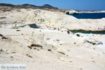 Sarakiniko Milos | Cycladen Griekenland | Foto 205 - Foto van De Griekse Gids