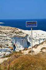 Sarakiniko Milos | Cycladen Griekenland | Foto 207 - Foto van De Griekse Gids