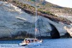 Sykia Milos | Cycladen Griekenland | Foto 6 - Foto van De Griekse Gids
