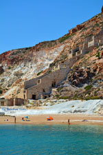 Thiorichia Milos | Cycladen Griekenland | Foto 33 - Foto van De Griekse Gids