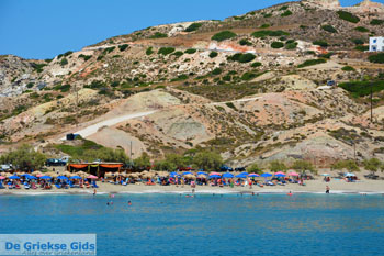 Agia Kyriaki Milos | Cycladen Griekenland | Foto 15 - Foto van De Griekse Gids