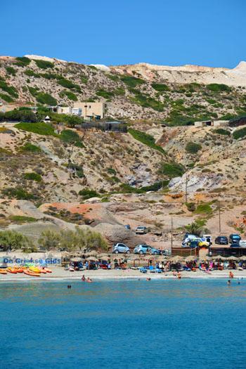 Agia Kyriaki Milos   Cycladen Griekenland   Foto 24 - Foto van De Griekse Gids