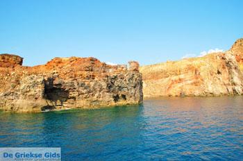 Kaap Vani Milos   Cycladen Griekenland   Foto 7 - Foto van De Griekse Gids
